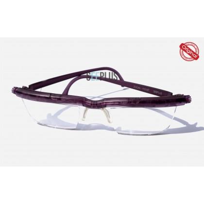Seeplus Adjustable Eyeglasses Zoom Series